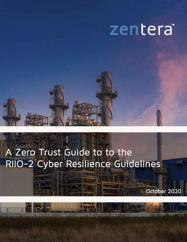 Zentera Cybersecurity Support for RIIO-2