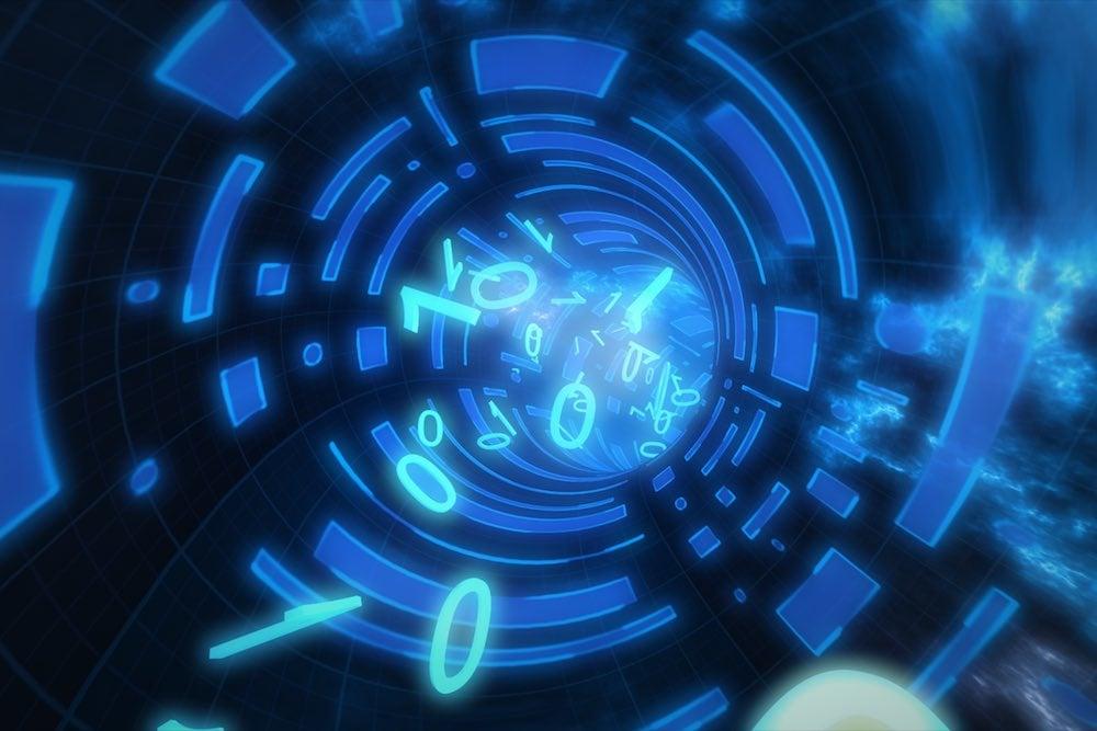 data-tunnel-journey