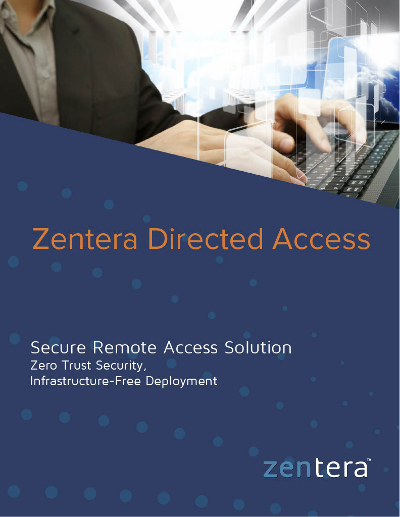 Zentera Directed Access Datasheet 3-20201024_1